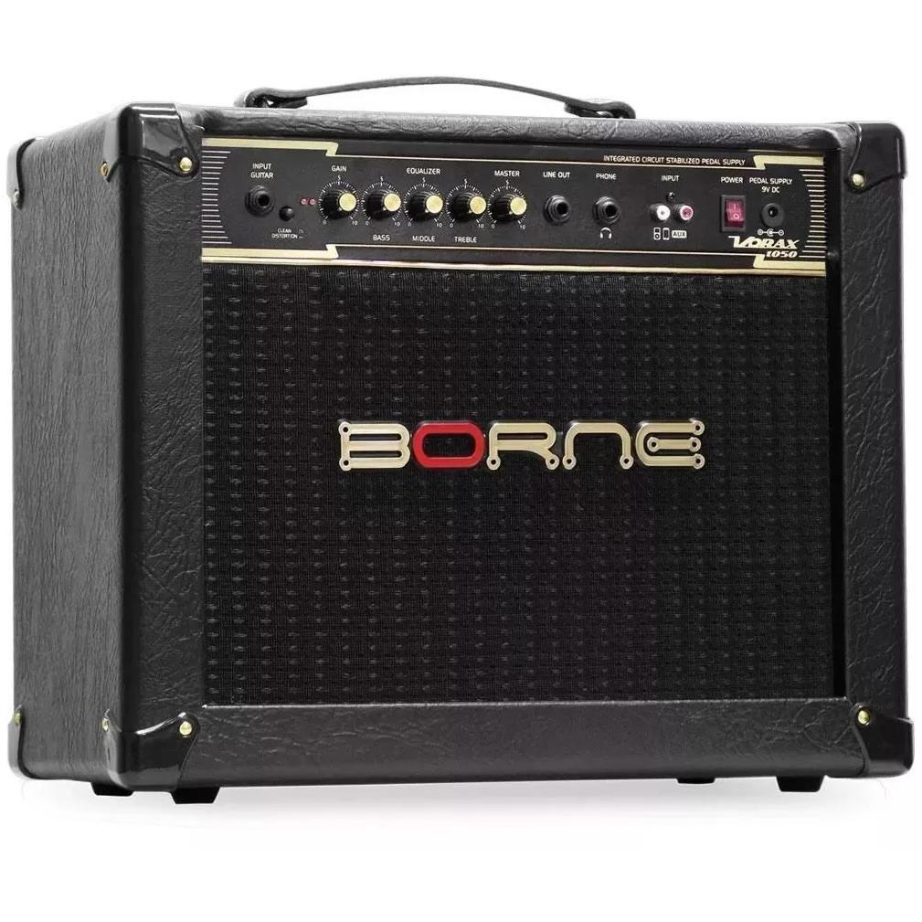 Combo BORNE Guitarra VORAX 1050 50W Preto