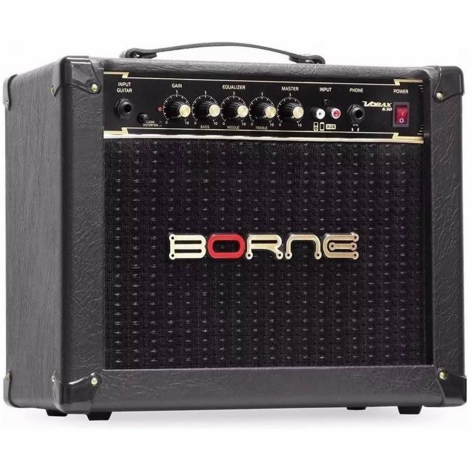 Combo BORNE Guitarra VORAX 630 25W Preto