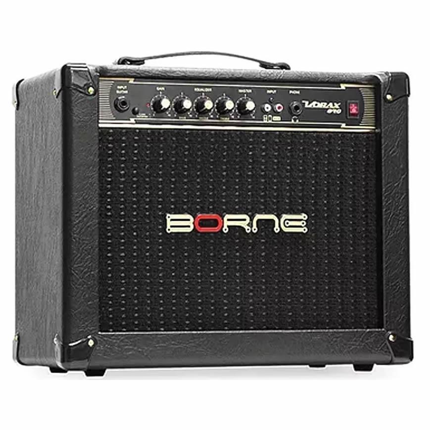 Combo BORNE Guitarra VORAX 840 40W Preto