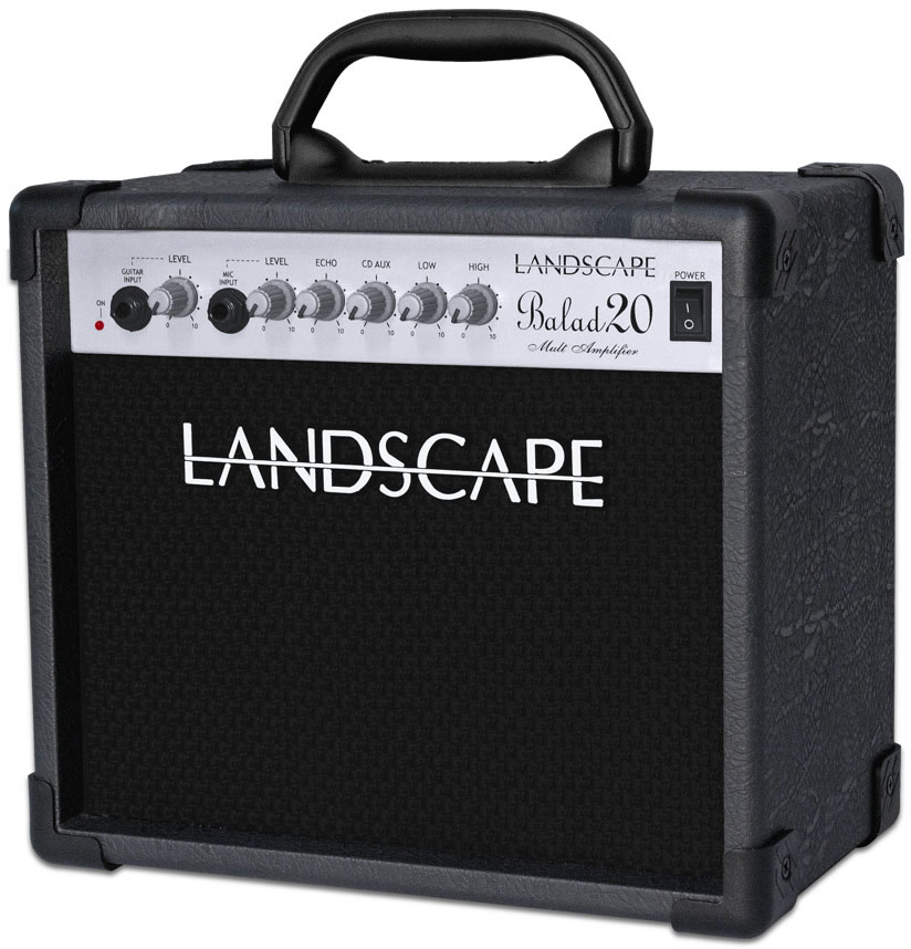 Combo LANDSCAPE Guitarra Voz Balad 20 BLD20