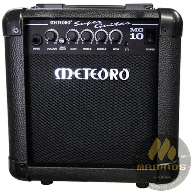 Combo METEORO Guitarra 10W MG10