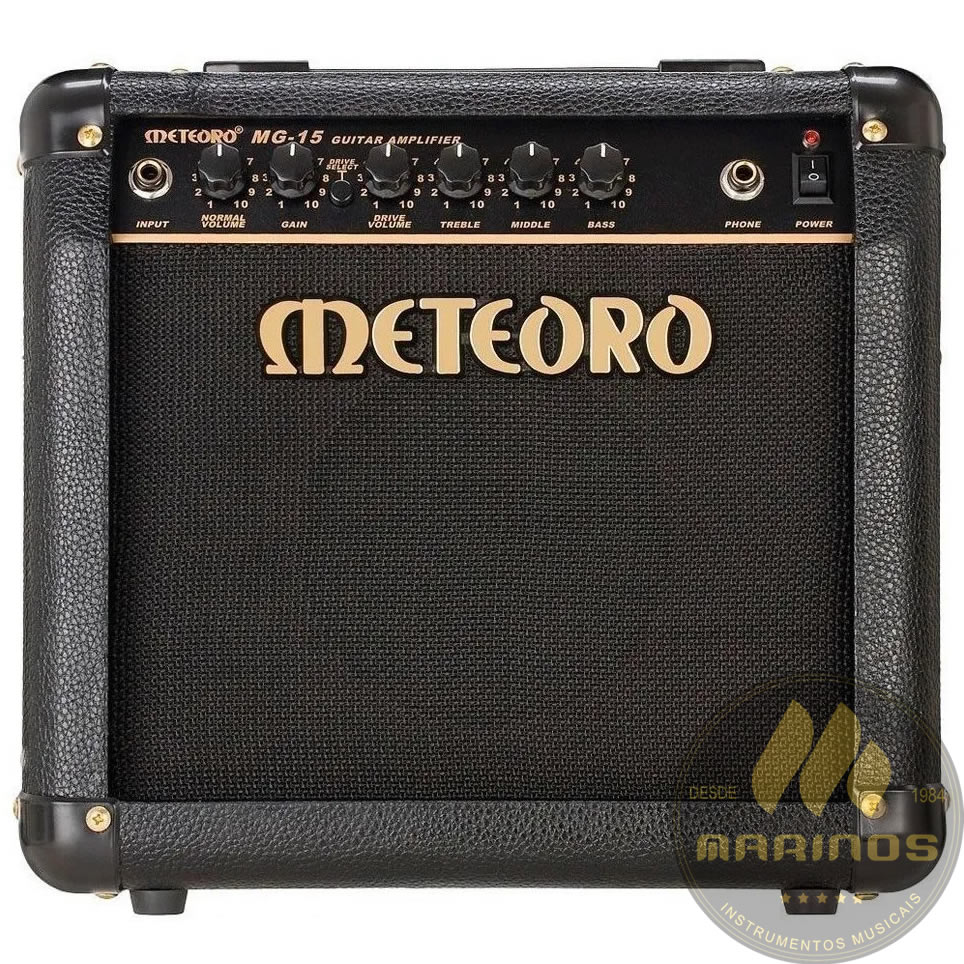 Combo METEORO Guitarra 15W MG15