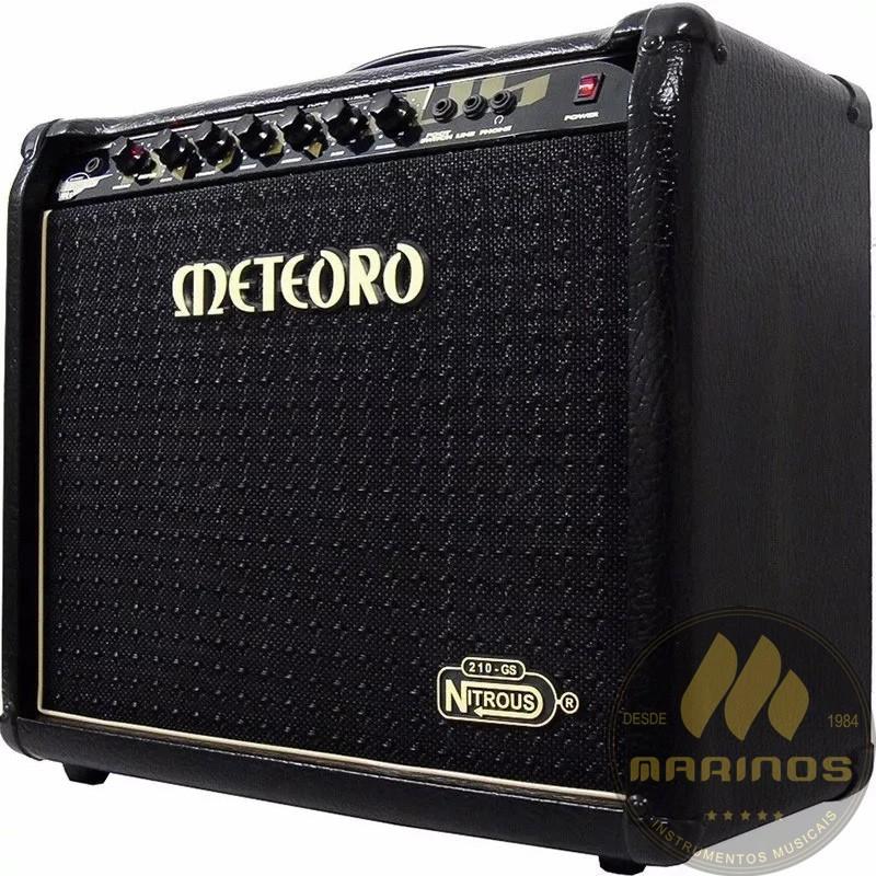 Combo METEORO Guitarra NITROUS GS100 ELG