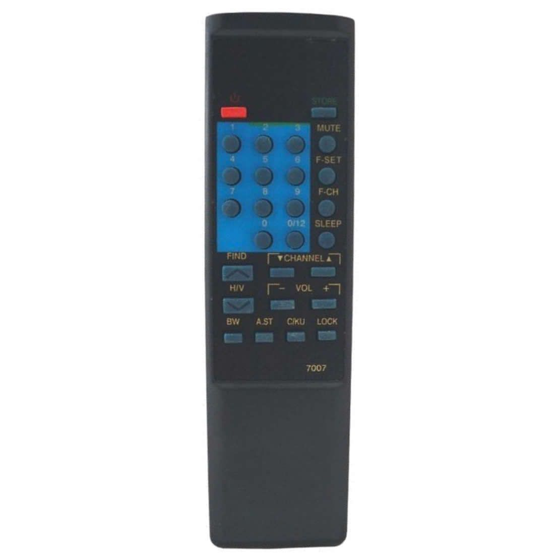 Controle Remoto Mxt 0884 Para Receptor Elecom 7007