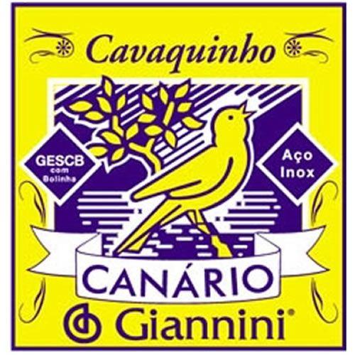 Corda Avulsa para Cavaco 2ª SI (B) Giannini GESCB2