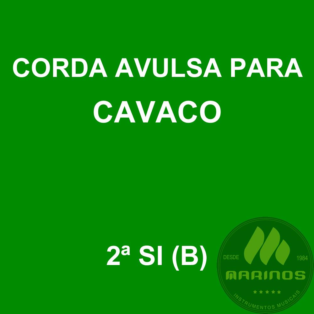 Corda Avulsa para Cavaco 2ª SI (B) GNR