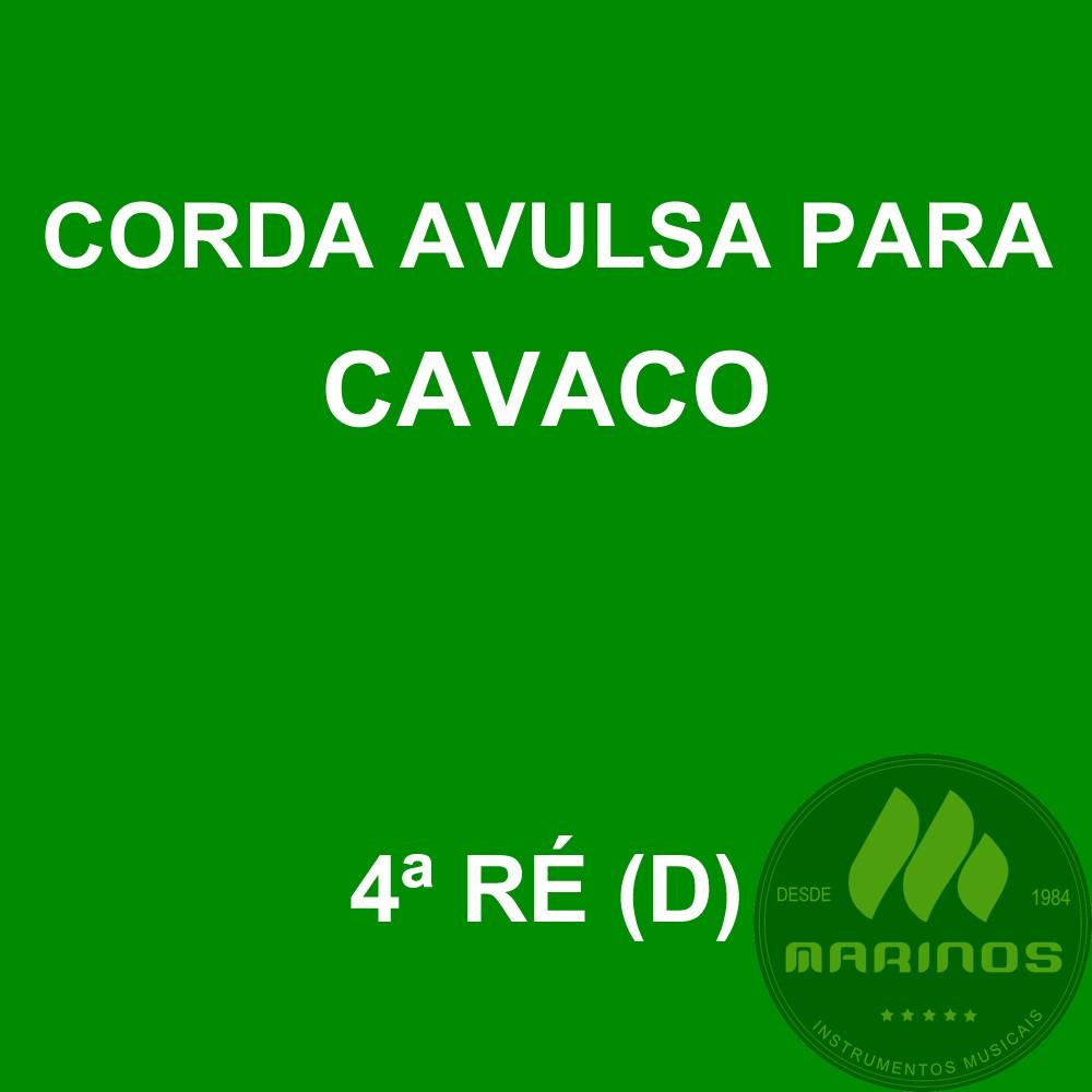 Corda Avulsa para Cavaco 4ª Ré (D) GNR