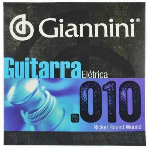 Corda Avulsa para Guitarra 3ª SOL (G) GIANNINI GEEGST10.3