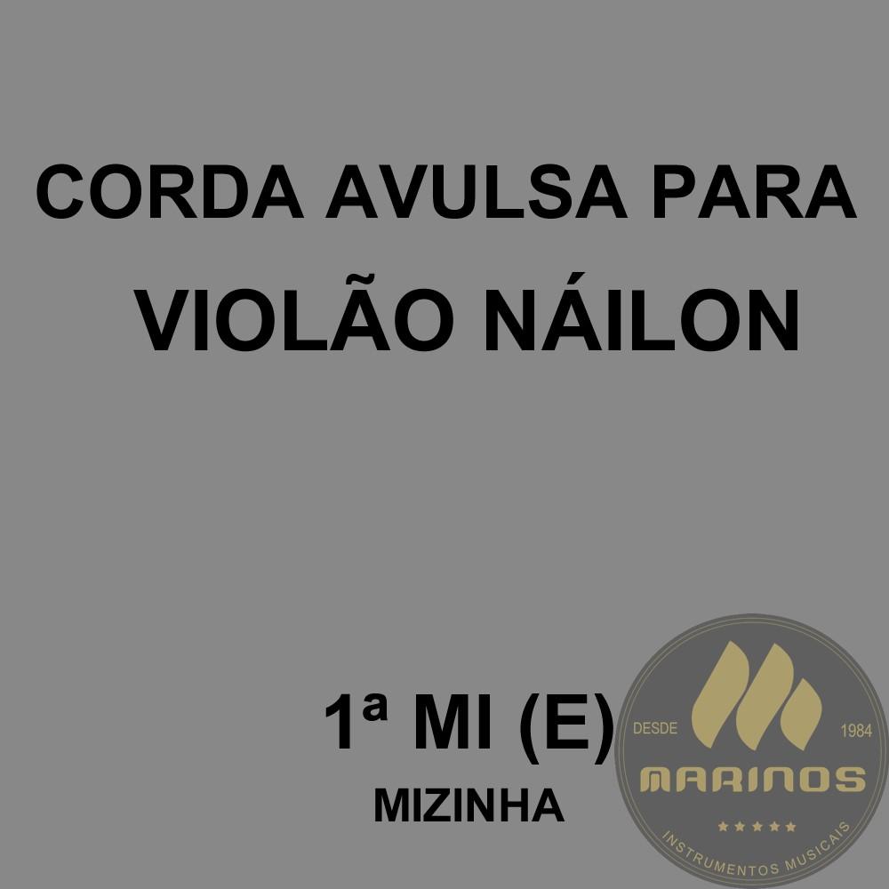 Corda Avulsa para Violão Náilon 1ª MI (E) GNR