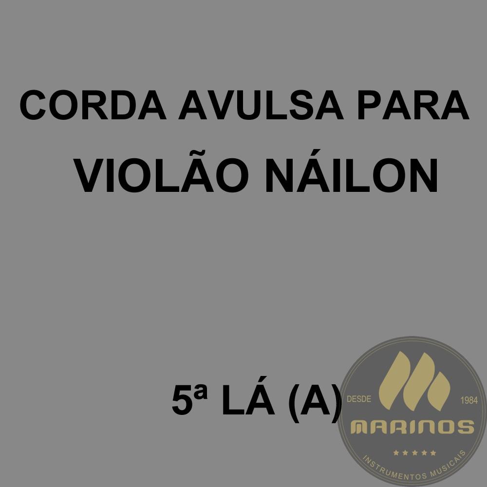 Corda Avulsa para Violão Náilon 5ª LÁ (A) GNR