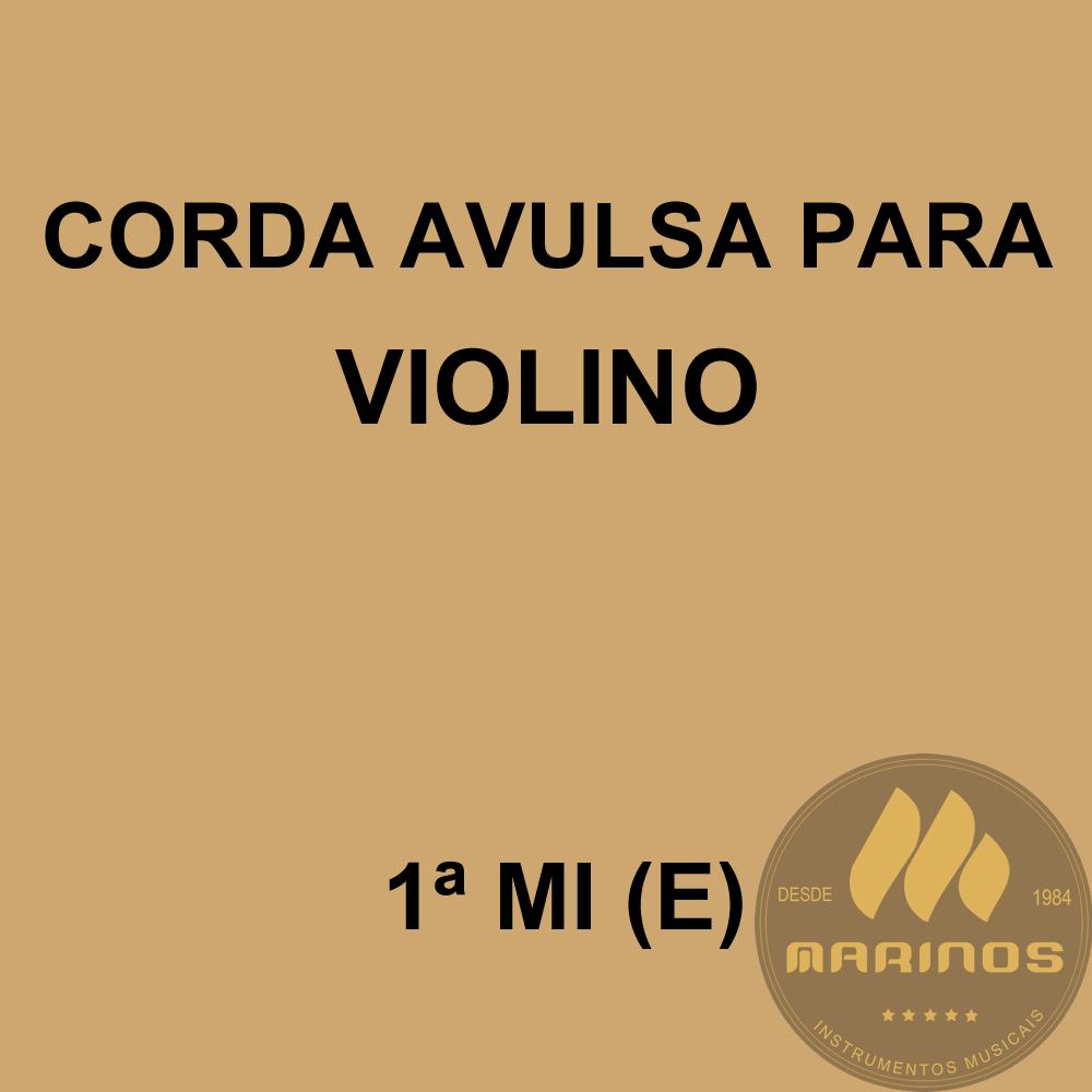 Corda Avulsa para Violino 1ª MI (E) GNR
