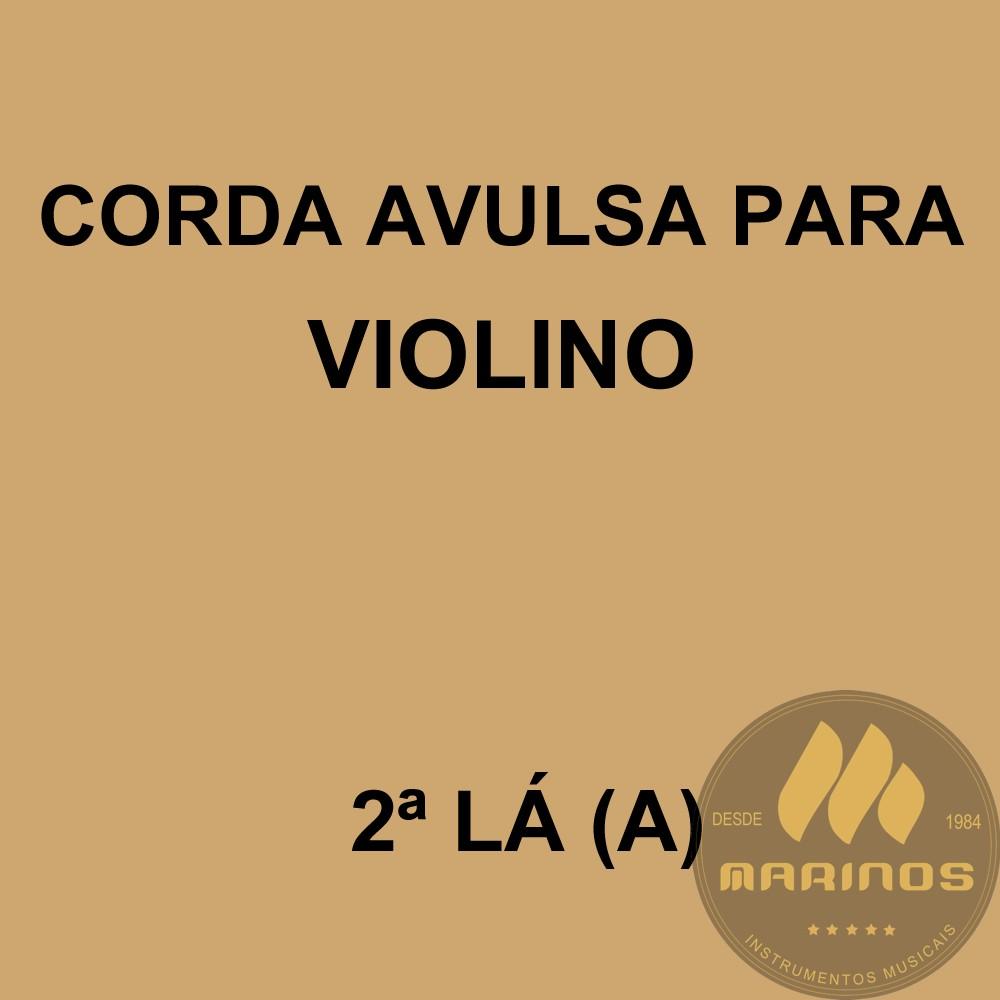 Corda Avulsa para Violino 2ª LÁ (A) GNR
