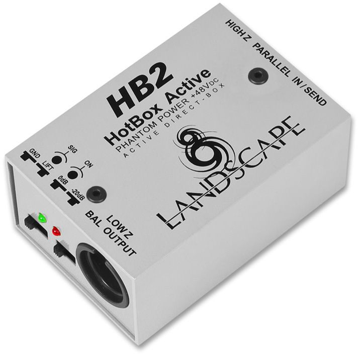 Direct Box LANDSCAPE Ativo Phantom HB2