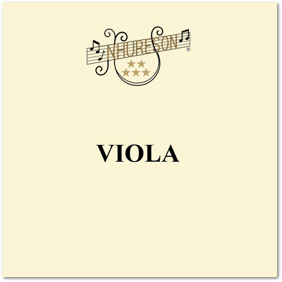 Encordoamento NHURESON Viola de Arco MS-VIOLA