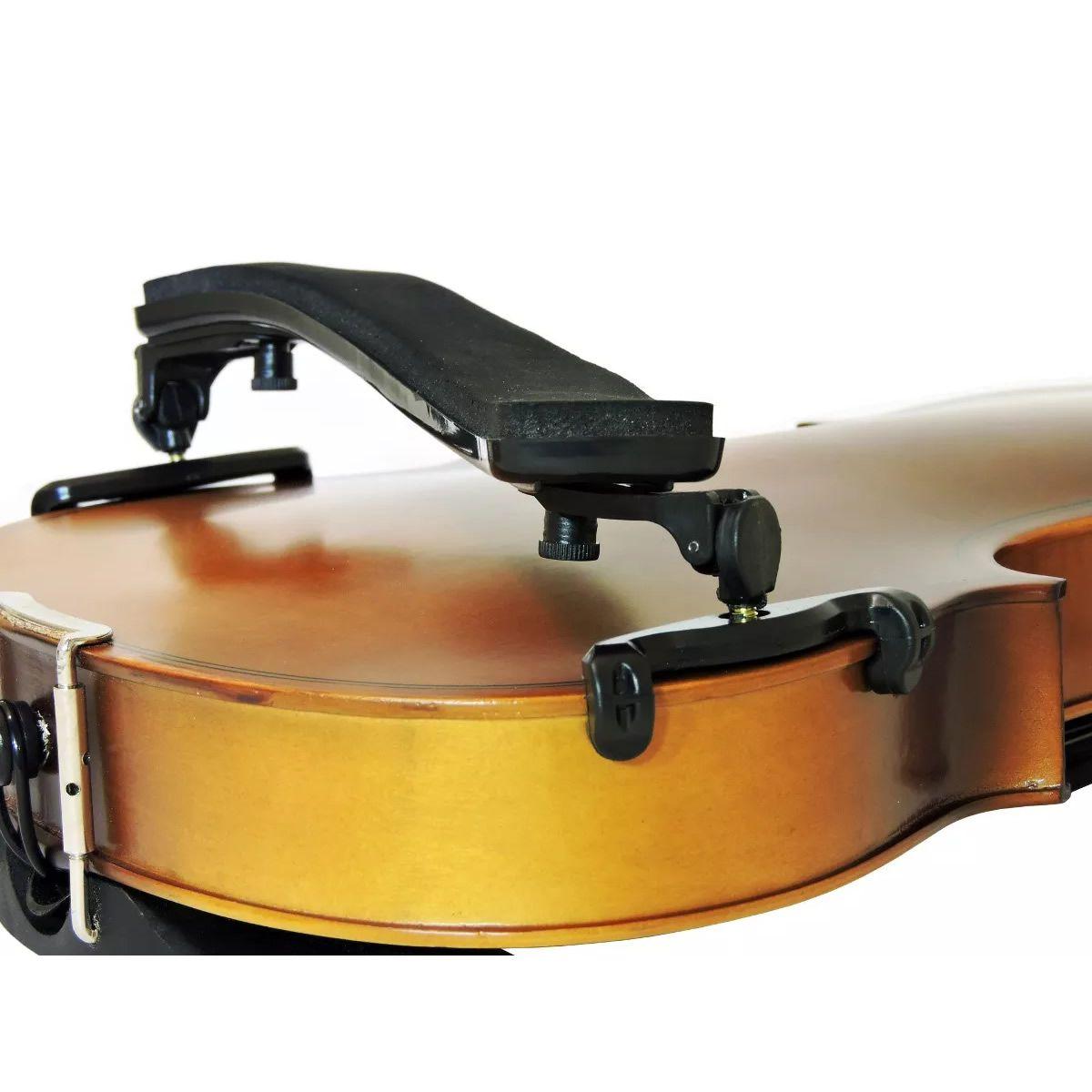Espaleira MARINOS Violino Regulável ABS 1/4 1/2