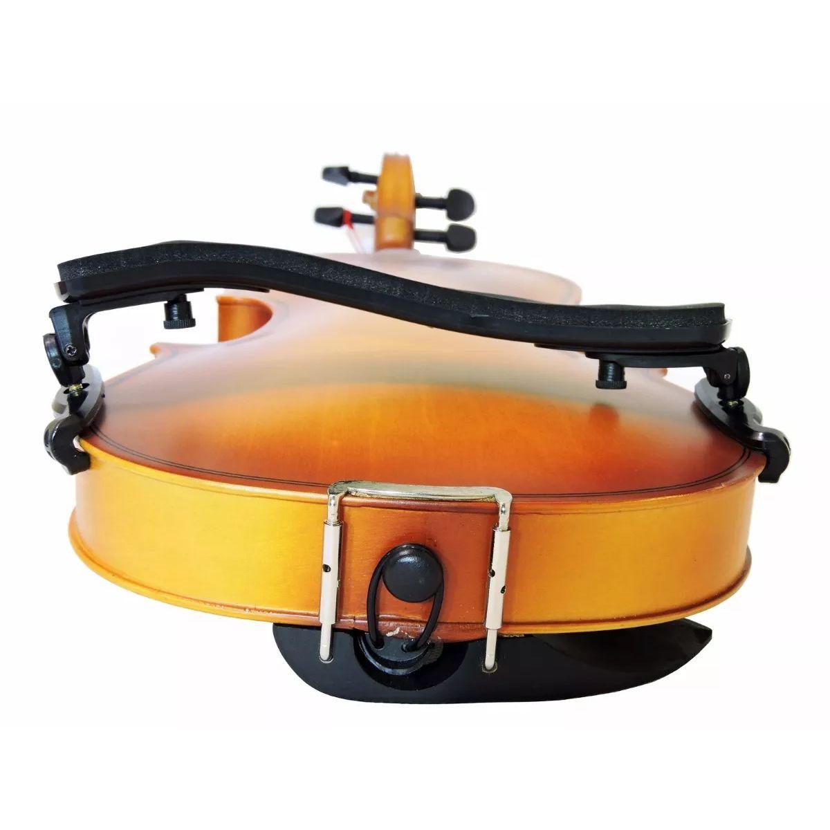 Espaleira MARINOS Violino Regulável ABS 3/4 4/4