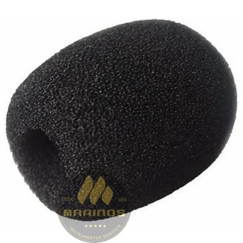 Espuma para Microfone Lapela LT4 KARSECT ESP5 ( PAR )