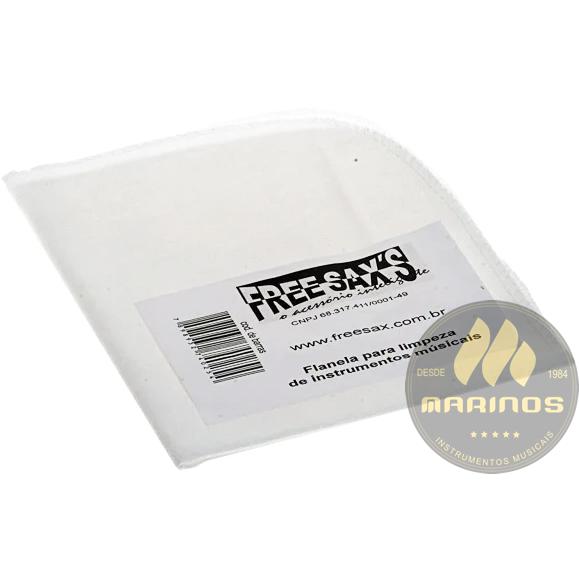 Flanela para limpeza Instrumentos Musicais FREESAX 000628