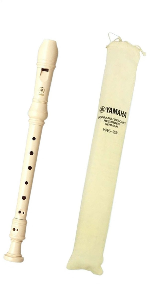 Flauta Soprano YAMAHA Germânica YRS 23G