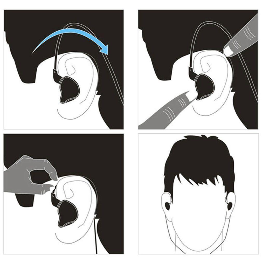 Fone de Ouvido KZ In Ear Monitor Palco ZST PRETO