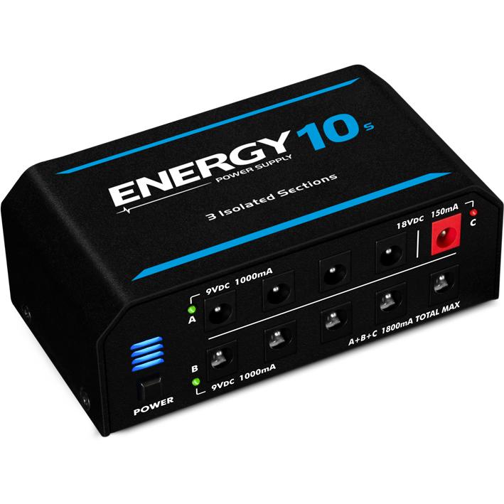Fonte Pedal LANDSCAPE 10 Pedais Energy 10S