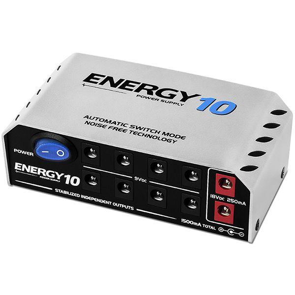 Fonte Pedal LANDSCAPE 10 Pedais Energy E10