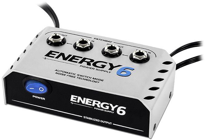 Fonte Pedal LANDSCAPE 6 Pedais Energy E6