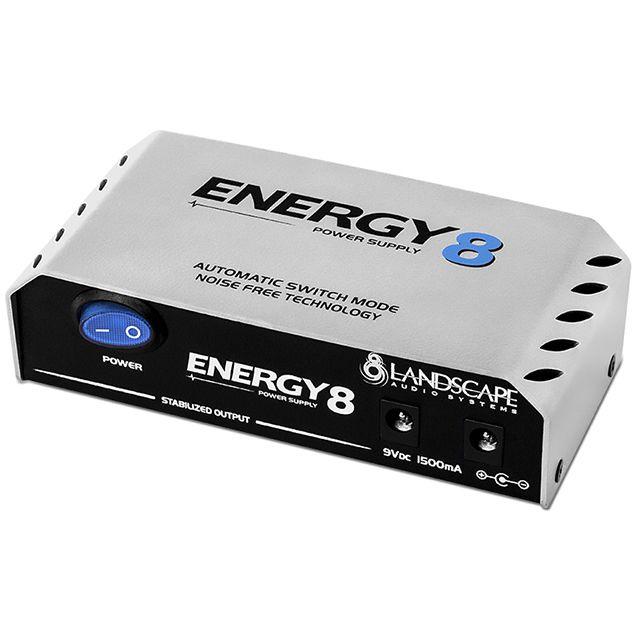 Fonte Pedal LANDSCAPE 8 Pedais Energy 8