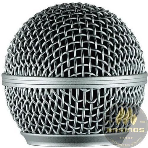 Globo para Microfone GNR Compatível com SM58