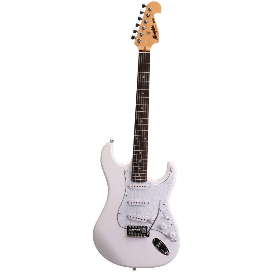 Guitarra MEMPHIS Tagima MG 32 WH