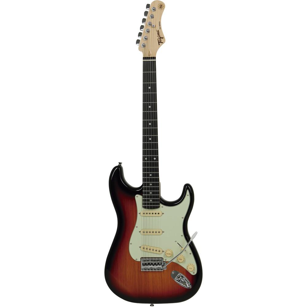 Guitarra TAGIMA Woodstock TG 500 SB Sunburst Escudo MG