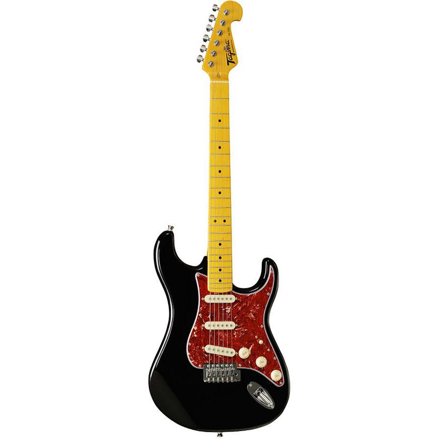 Guitarra TAGIMA Woodstock TG 530 BK Preto