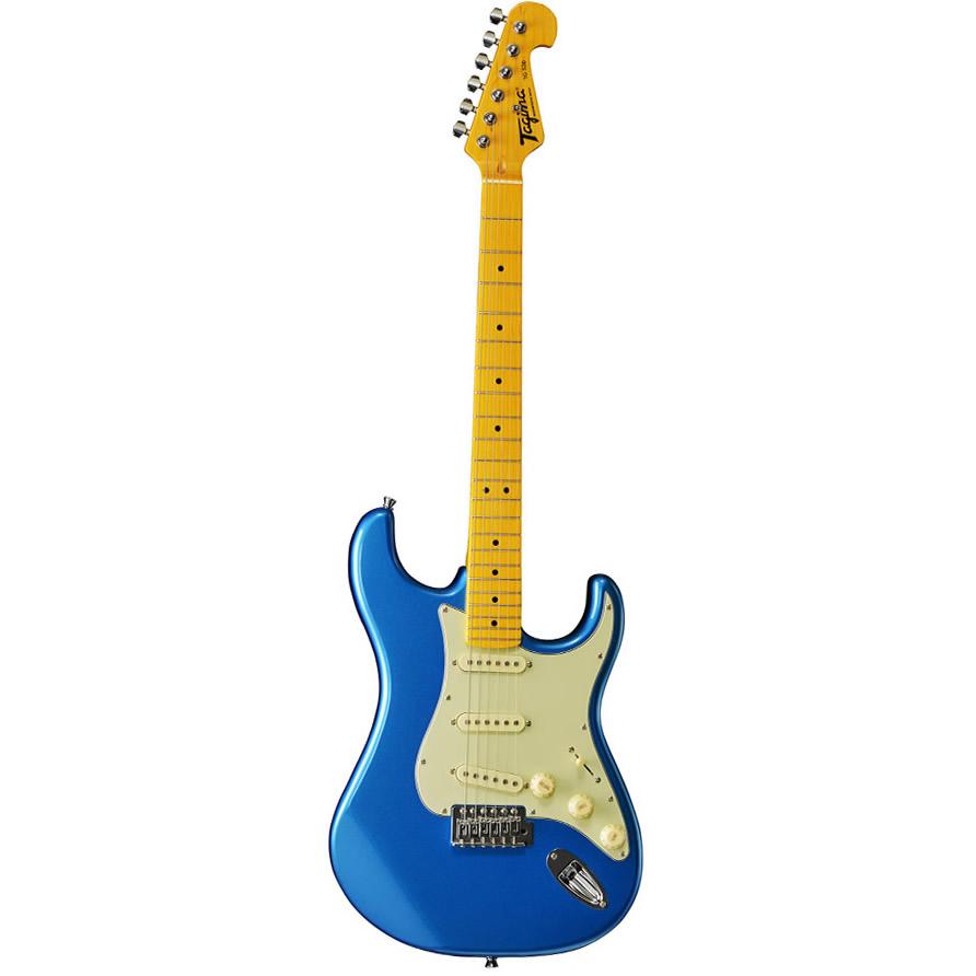 Guitarra TAGIMA Woodstock TG 530 LB Azul Metálico