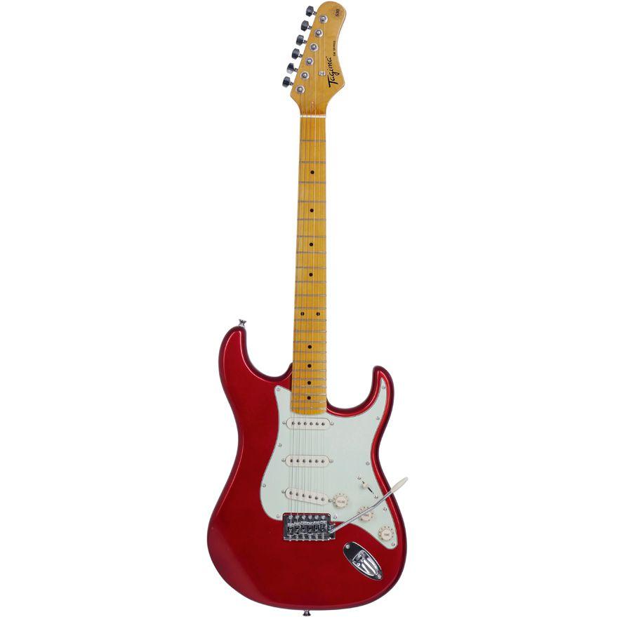 Guitarra TAGIMA Woodstock TG 530 MR Vermelho Metálico