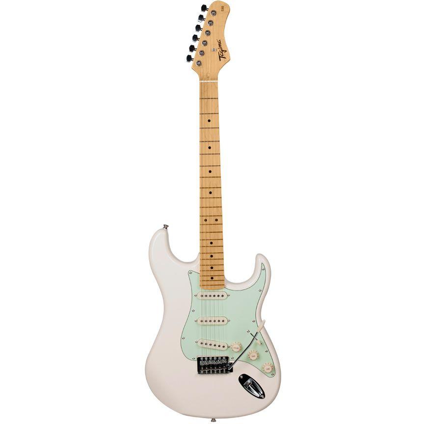 Guitarra TAGIMA Woodstock TG 530 WV Branco Vintage