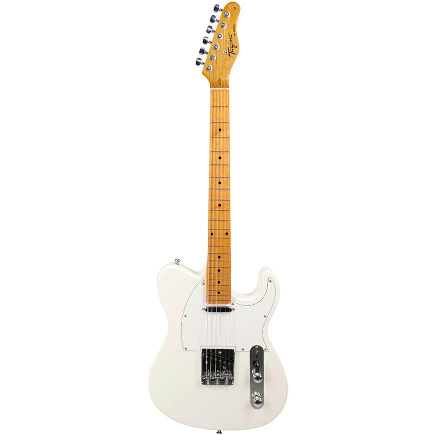 Guitarra TAGIMA Woodstock TW 55 PW Branco Perola