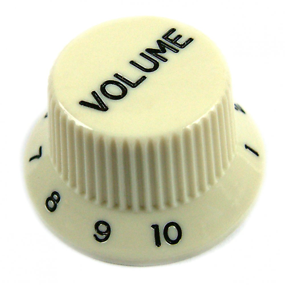Knob Botão Volume para Guitarra Strato STRINBERG KB-ST Vintage