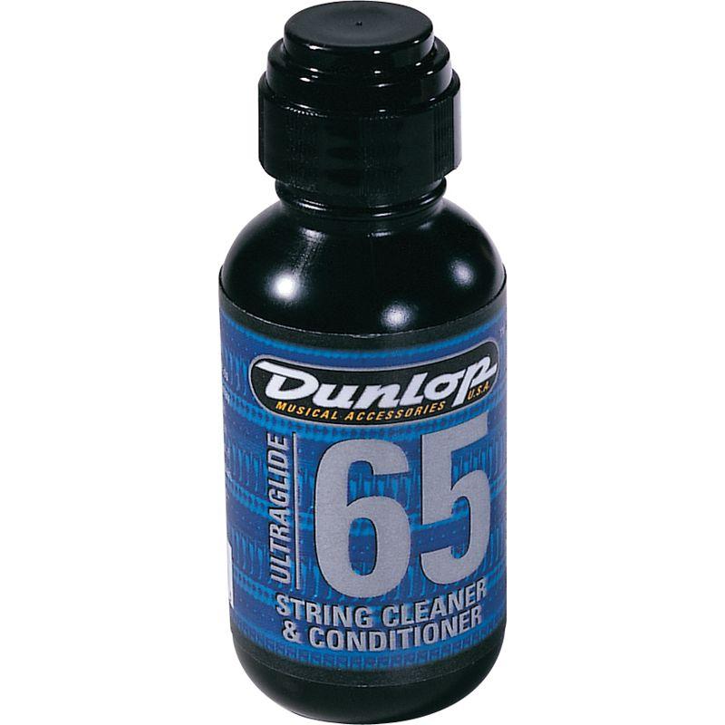 Limpador Condicionador para Cordas DUNLOP F65 Ultraglide