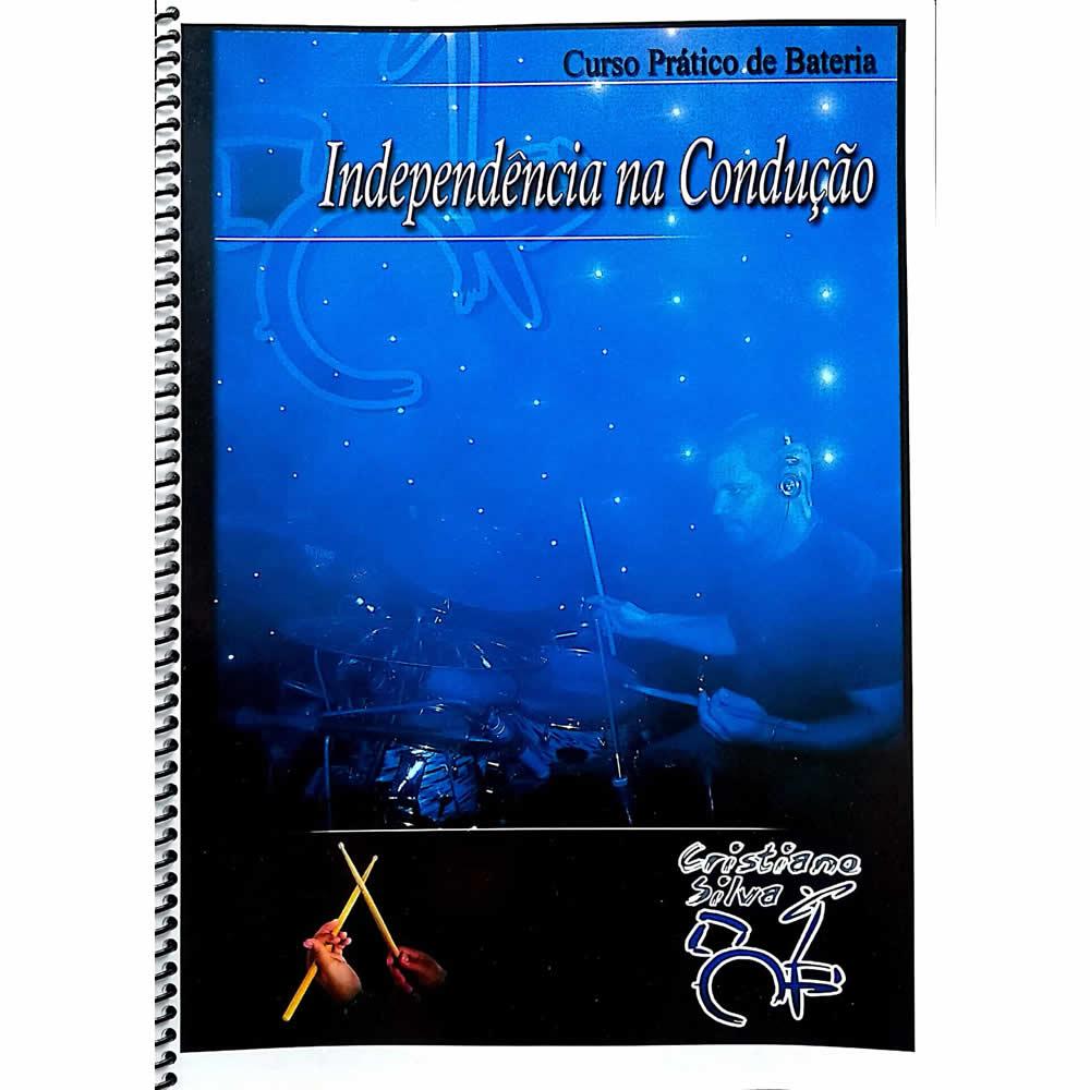 Método Bateria Percussão - CURSO PRÁTICO - INDEPENDÊNCIA NA CONDUÇÃO - Cristiano Silva