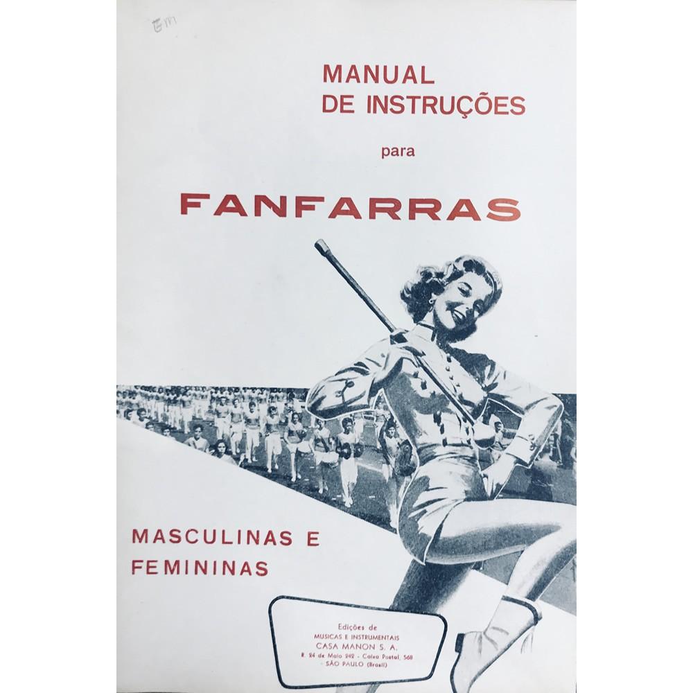Método Fanfarra - Manual de Instruções Para Fanfarras Masculinas e Femininas