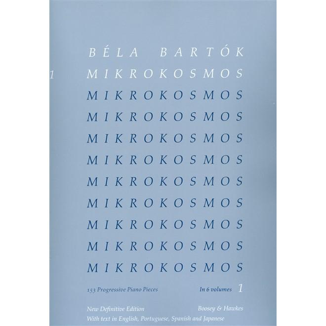 Método Piano - Béla Bartók - Mikrokosmos - Vol 1