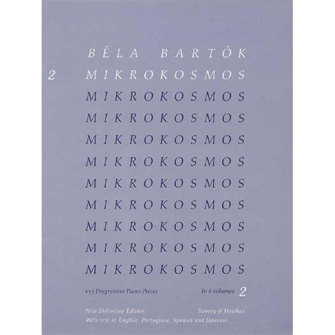 Método Piano - Béla Bartók - Mikrokosmos - Vol 2