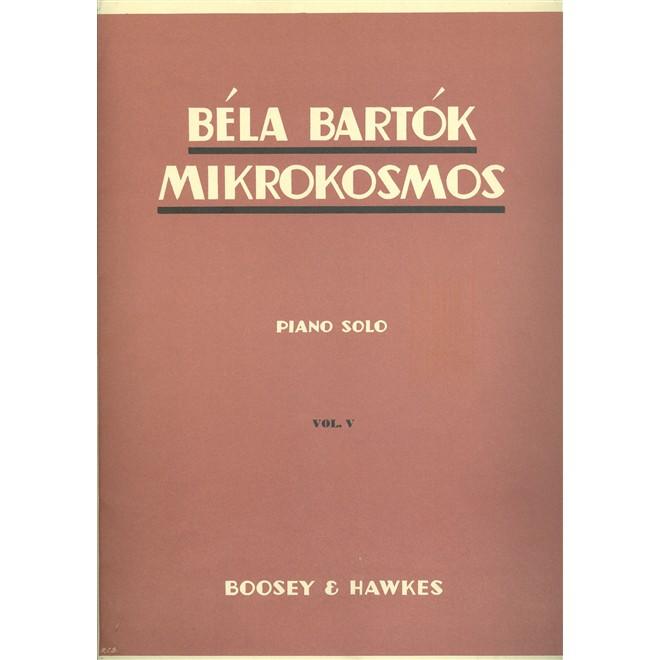 Método Piano - Béla Bartók - Mikrokosmos - Vol 5