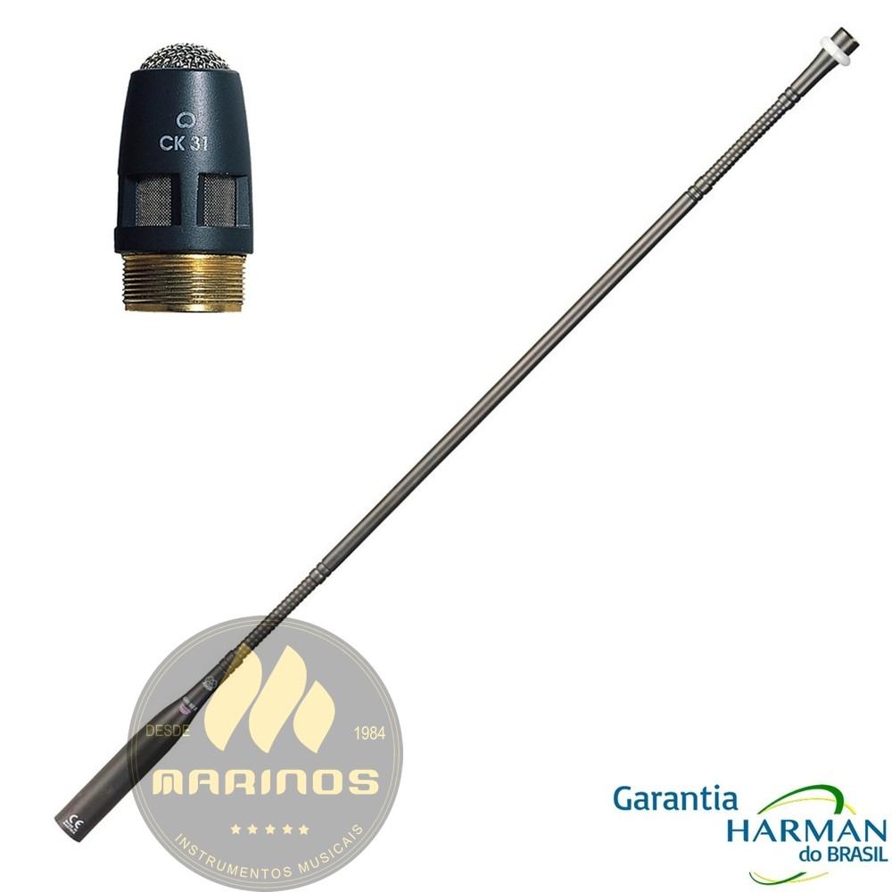 Microfone AKG GN50 com Capsula Ck31