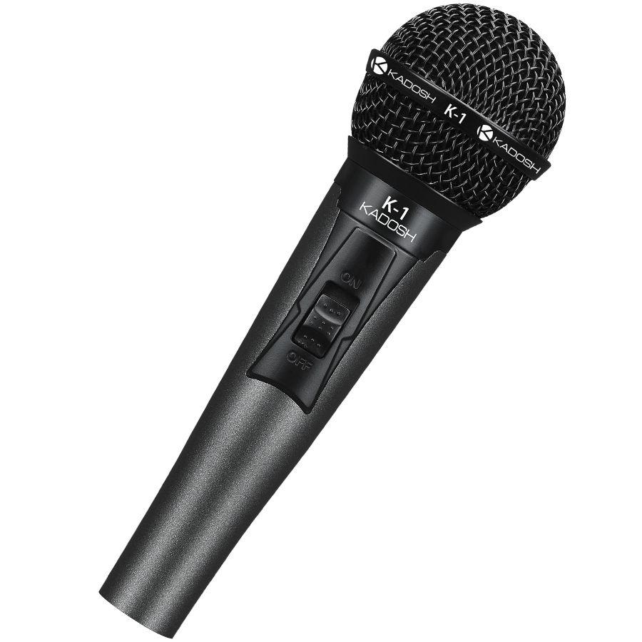 Microfone KADOSH Com Fio Profissional K-1