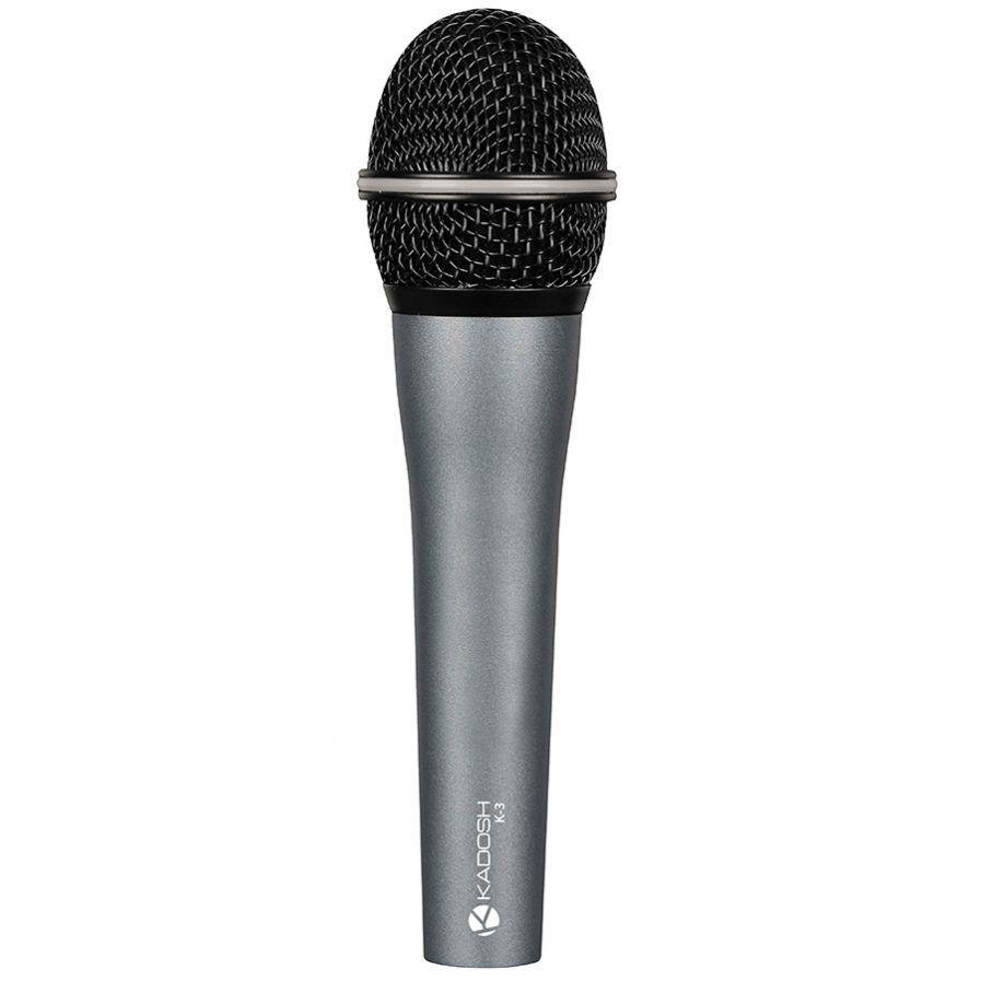 Microfone KADOSH Com Fio Profissional K-3