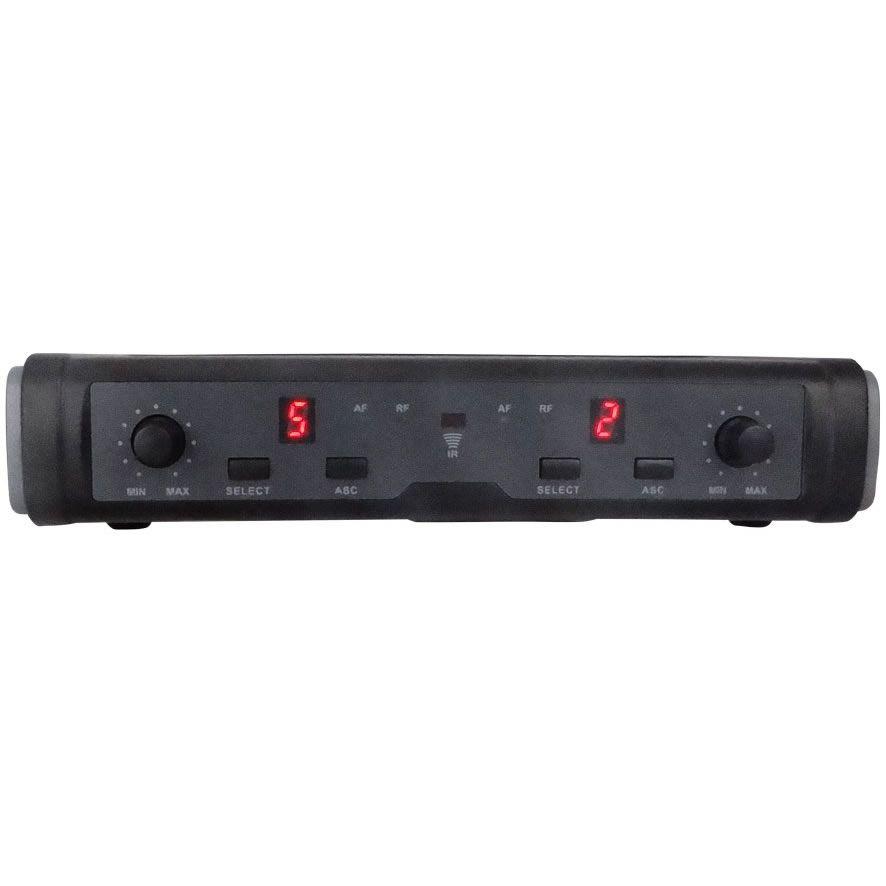 Microfone KADOSH Sem Fio Mão Headset UHF 16 Canais K-532C MH