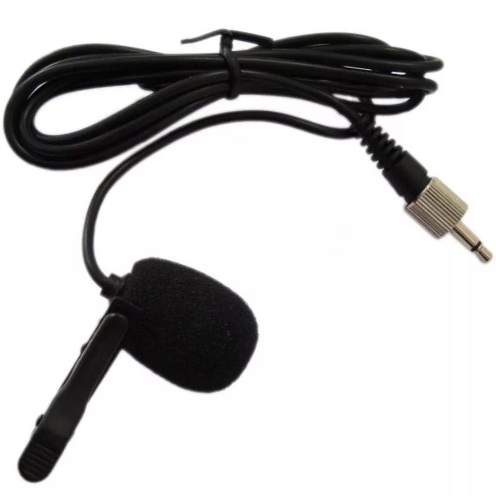 Microfone Lapela KARSECT P2 C/ Rosca P2 LT4A