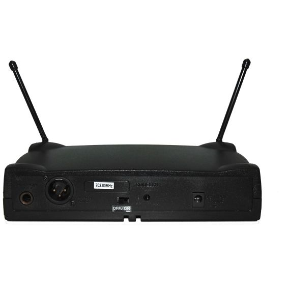Microfone LYCO Sem Fio Mão UHF UH01 M