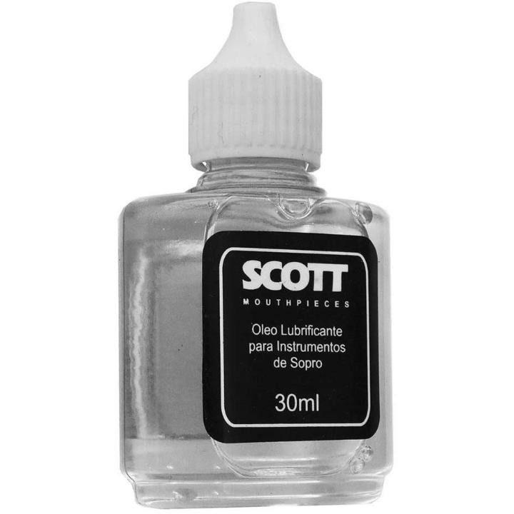 Óleo Lubrificante SCOTT Barkley Pistos e Válvulas 30 ML OSC30